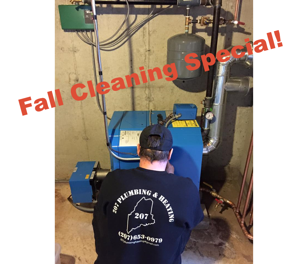 Annual Heating System Inspection